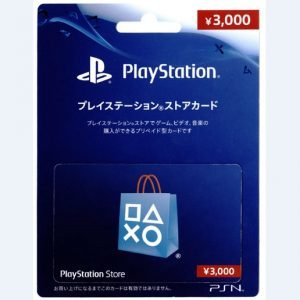 【PlayStation】3000¥